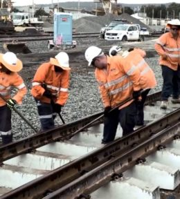 Rail Maintenance & Construction - Home Page