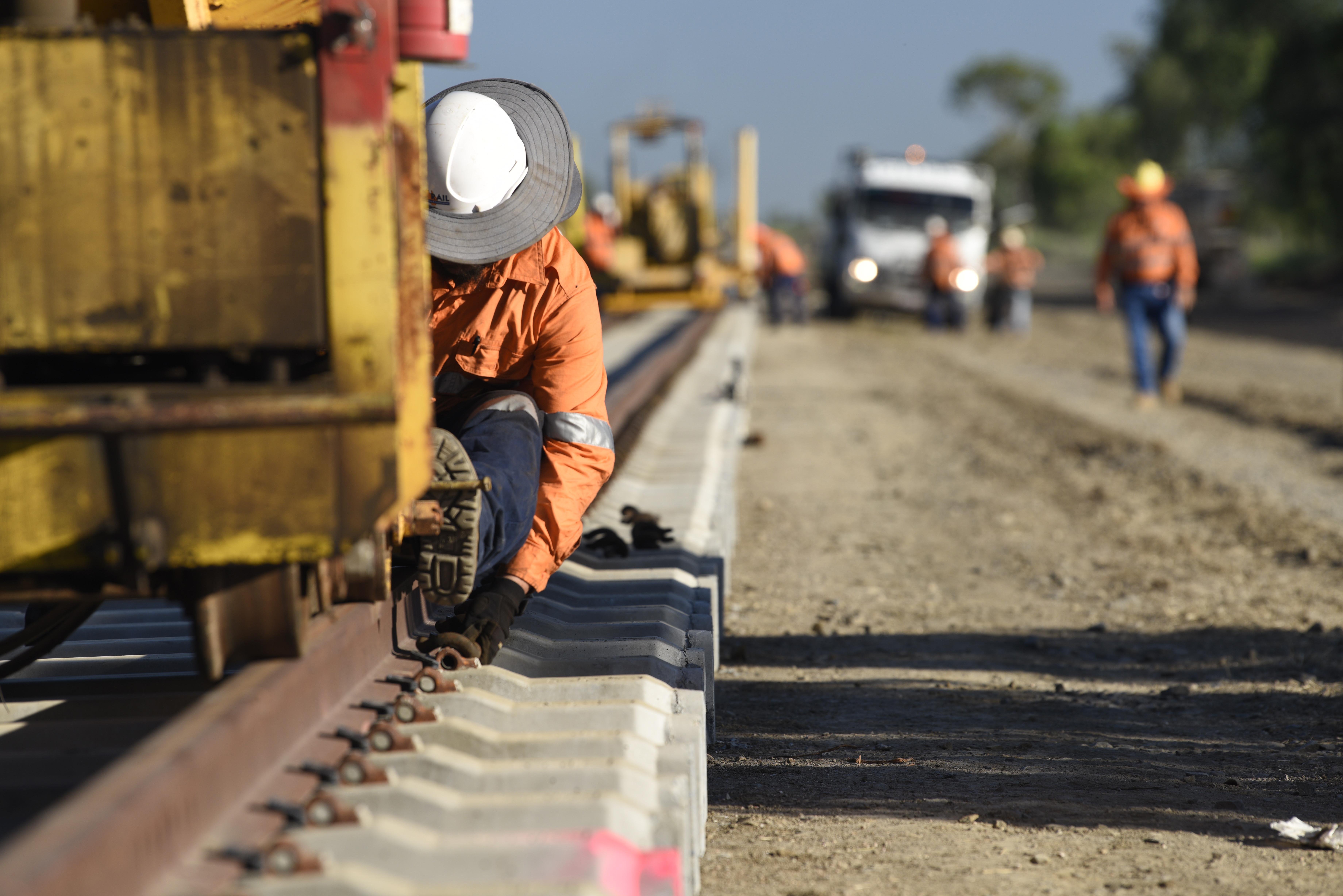 RMC Rail Services   Railtrain PTY LTD