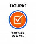 Railtrain Values Excellence Statement