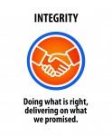 Railtrain Values Integrity Statement