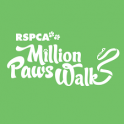 Railtrain sponsor a team to walk at the annual Million Paws Walk annually to help raise funds and awareness against animal cruelty