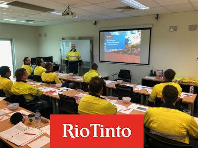 new Rio Tintso Safeworking